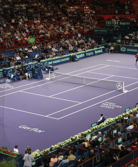 thumbnail: BNP Paribas Tennis Masters 2006