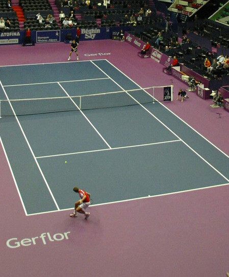 thumbnail: Grand Prix de Tennis de Lyon (GPTL) 2006