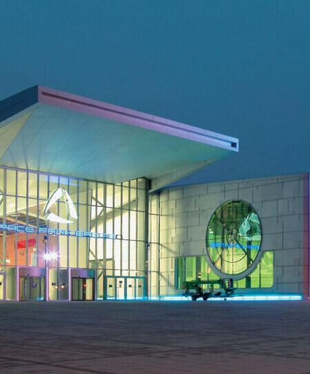 thumbnail: Space Center, Bremen