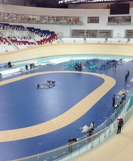 thumbnail: Asian Games Sports Facilities