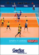 Taraflex Sports flooring
