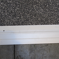 Aluminium profile Loose Lay 5-6 mm